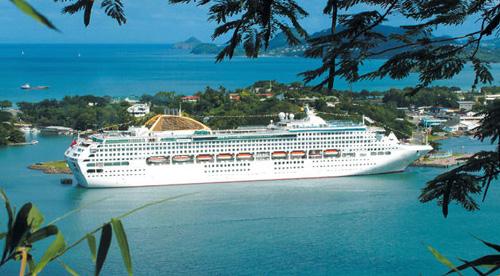 Adonia Cruise Ship Cuba